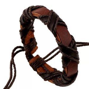 Betsey Johnson Leather Bracelet